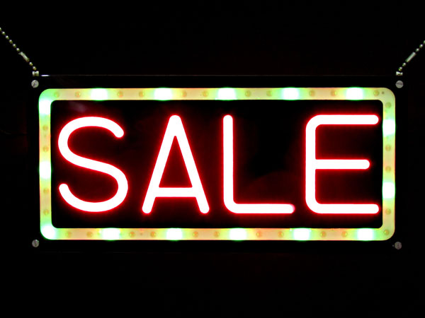 Ecommerce sale