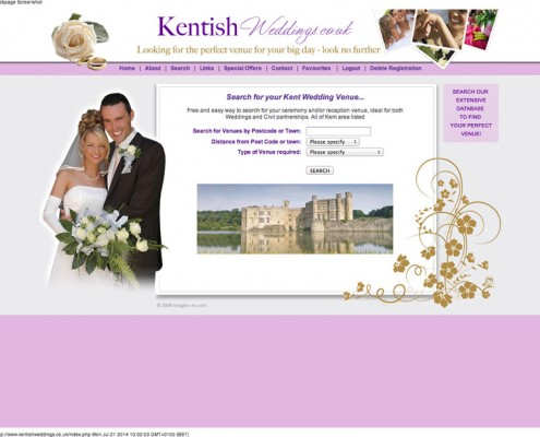 Kentish Weddings Kentish Weddings     venues for Weddings and Civil Partnerships in Kent 1 495x400