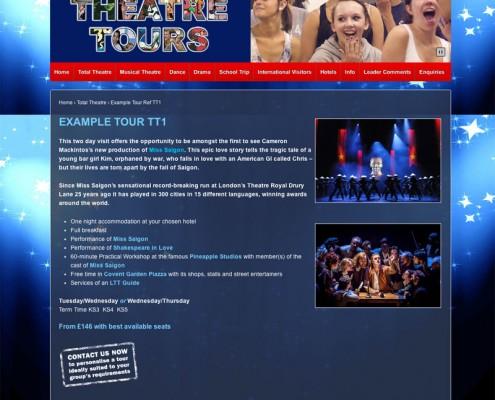London Theatre Tours Example Tour Ref TT1 London Theatre Tours 495x400